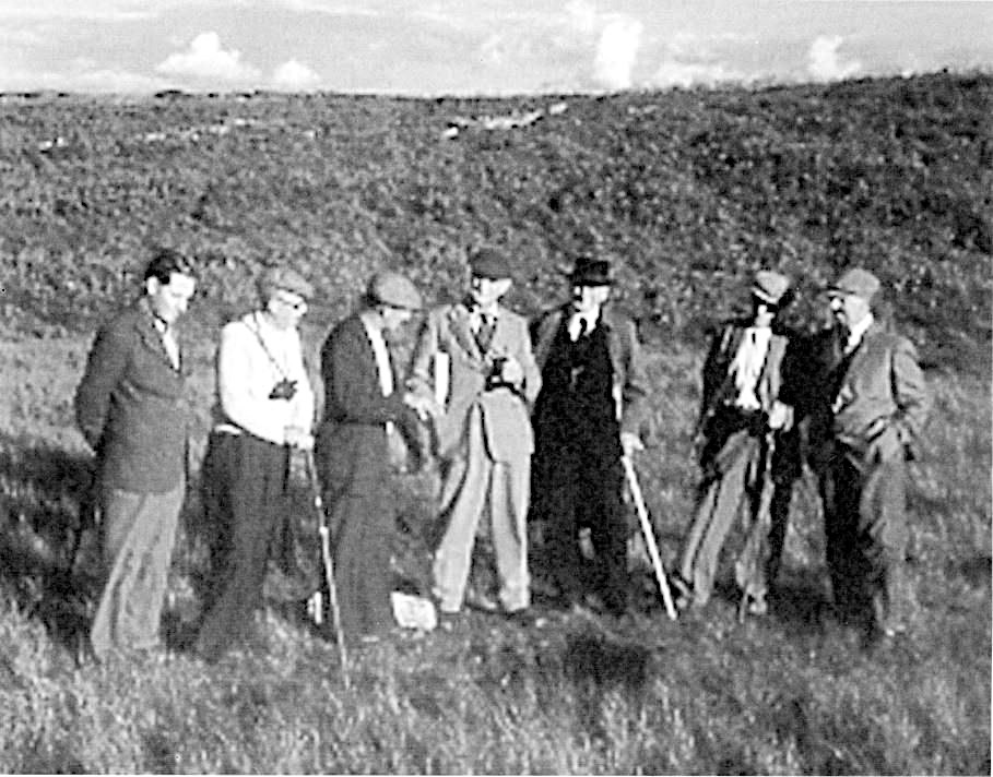 Committee members of Landowners of Crosthwaite and Lyth 1957