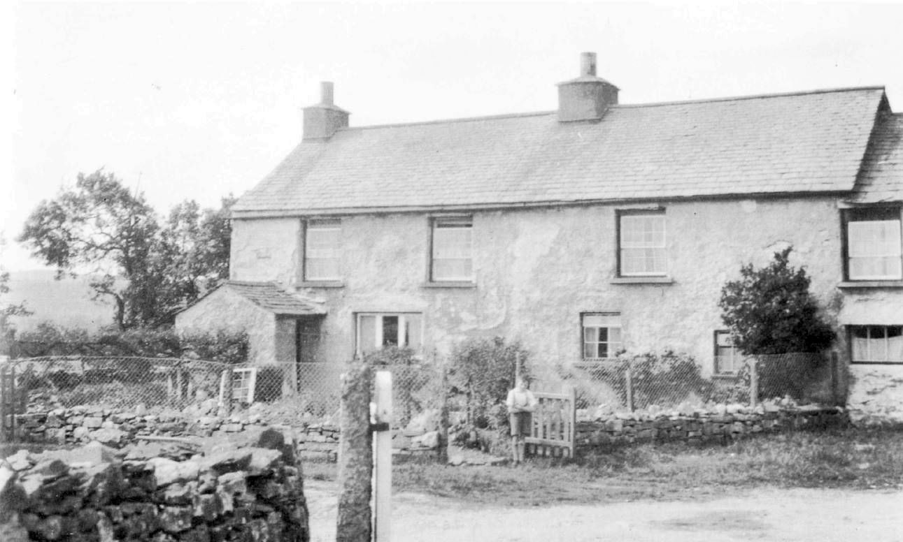 Broad Oak Farm - the old farm