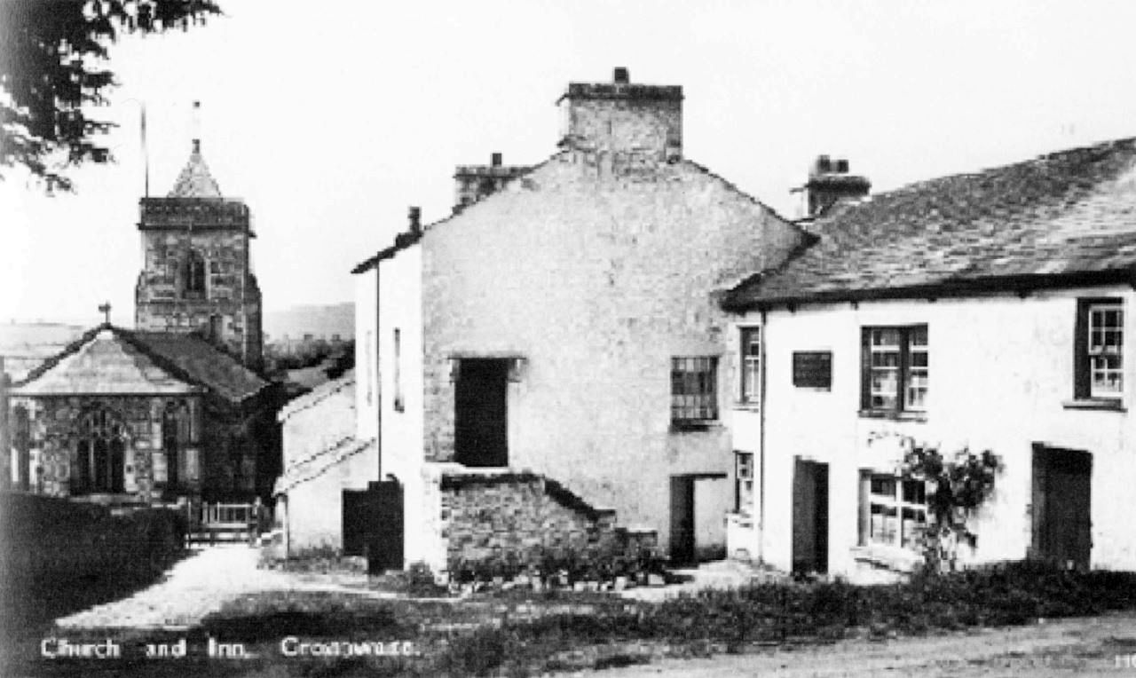 Punch Bowl Inn, Crosthwaite <small>(Margaret Duff Collection)</small>