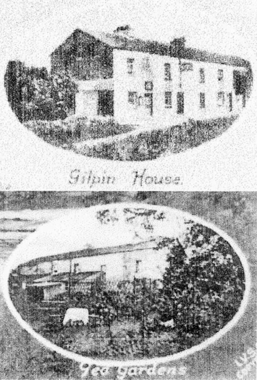 Gilpin House and Tea Room