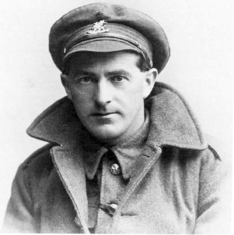 Tommy Wilson, the only one of four brothers to survive the Great War