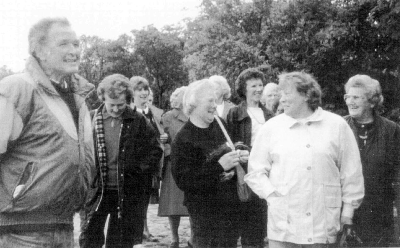 Walks with the WI in the 1980s