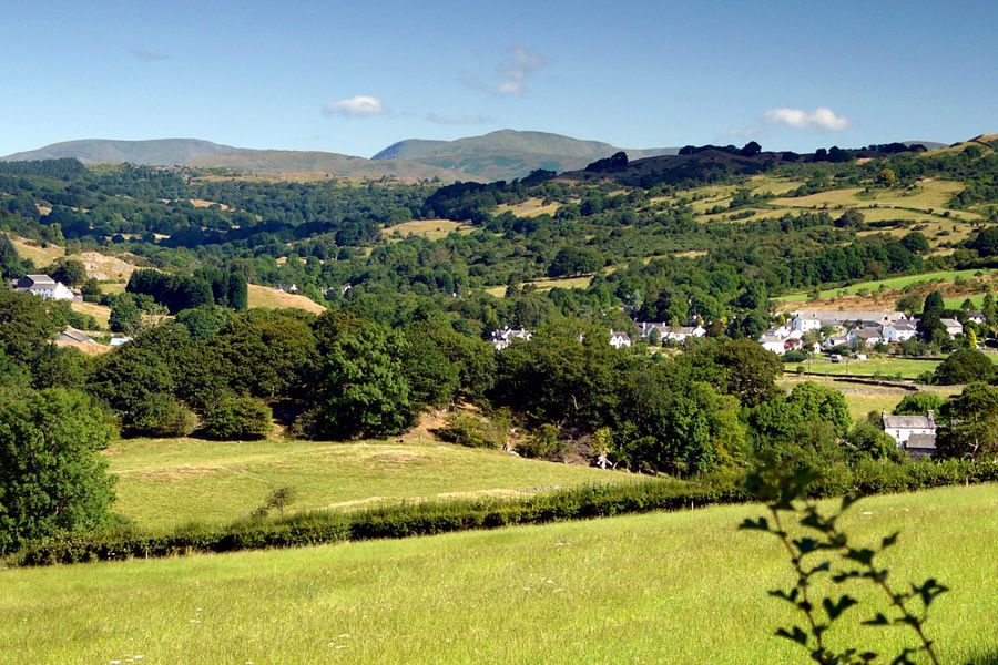 Crosthwaite and the Gilpin Valley