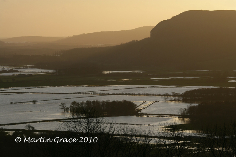 Flooded Lyth Valley from Helsington Church November 20 2009 022L